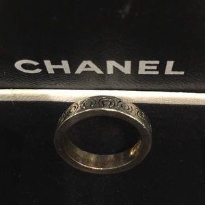 COCO CHANEL Ring-Size 6.5